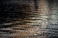 Vattentexturer Arkivbild