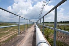 Vattentillförsel Royaltyfri Fotografi