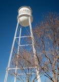 Vattentorn, Gilbert, Arizona Arkivbilder
