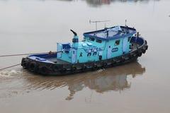 Vattentrafik Royaltyfri Bild
