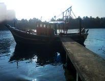 Vattentransport av Indien 3 royaltyfri fotografi