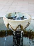 Vattenutmatare Arkivbild