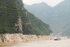 Vattenvägtrans. Royaltyfri Bild