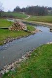 Vattenvår Fotografering för Bildbyråer