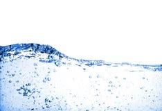 vattenwave Arkivfoto