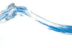 vattenwave royaltyfri fotografi