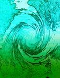 vattenwave Arkivfoton