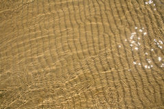 vattenwaves Royaltyfri Foto