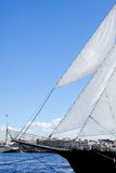vattenyacht Royaltyfria Foton