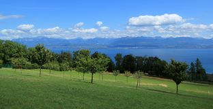 Vaud canton, Switzerland Royalty Free Stock Images