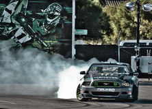 Vaughn Gittin Jr. Royalty Free Stock Photos