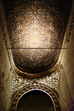 A vault in the Alhambra 2 Royalty Free Stock Photography