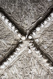 Vault of bones, Campo Maior Stock Photography