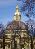 Vault de enterro Ducal grande Imagens de Stock
