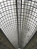 Vault de vidro Fotografia de Stock
