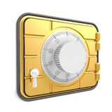 Vault door Royalty Free Stock Images