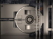 Vault Door, 3D Stock Photo