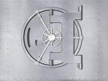 Vault door royalty free stock image