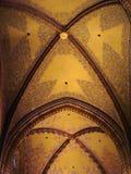 Vault gótico Imagens de Stock