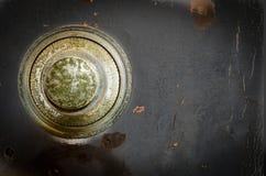 A vault knob Stock Images
