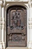 Vault of Prince Dmitry Pozharsky in  Suzdal Stock Image