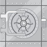Vault Safe eps file Stock Images