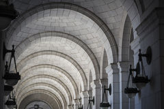 Vaulted Ceiling Stock Photography