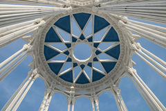 Vaulted ceiling Royalty Free Stock Images