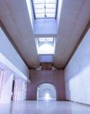 Vaulted corridor Stock Photography