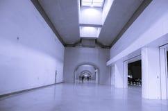 Vaulted corridor Stock Photos