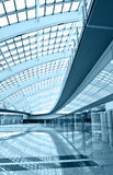 Vaulted hall Royalty Free Stock Photos
