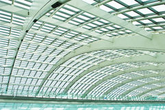 Vaulted roof Royalty Free Stock Photo