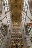 Vaults of Bath Abbey Stock Image