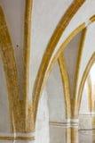 Vaults column Royalty Free Stock Image