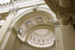 Vaults la basilica di San Marino Immagini Stock Libere da Diritti
