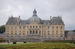 Vaux-le-Vicomte Stock Photography