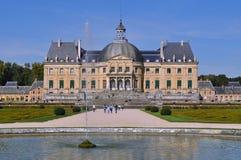 Vaux Le Vicomte Photo stock