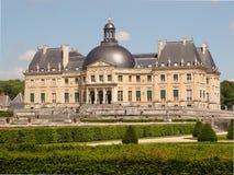 Vaux-le-Vicomte Royaltyfri Bild