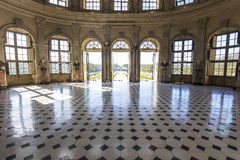 Vaux le vicomte castle, Maincy, France Stock Photography