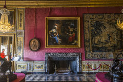 Vaux le vicomte castle, Maincy, France Royalty Free Stock Images