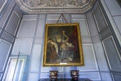 Vaux le vicomte castle, Maincy, France Stock Images