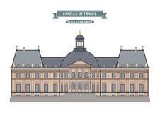 Vaux-le-Vicomte, France Royalty Free Stock Photos