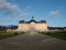 Vaux le Vicomte Palace near Paris in France Stock Photography