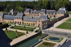 Vaux Le Vicomte Royalty Free Stock Image