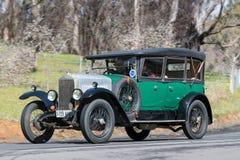 Vauxhall 1926 14/40 седанов Стоковое Изображение