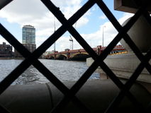 Vauxhall bridge Stock Photography
