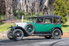 Vauxhall 1926 14/40 Limousine Stockbilder