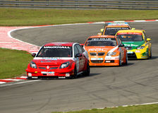 Vauxhall Vectra British Touring Car Stock Photography