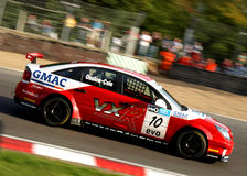 Vauxhall Vectra British Touring Car Stock Photo