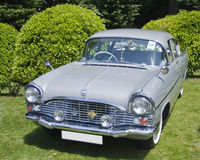Vauxhall Velox Front detail Stock Photo